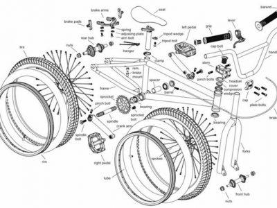 Parts / onderdelen