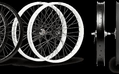 Ready spanned wheels
