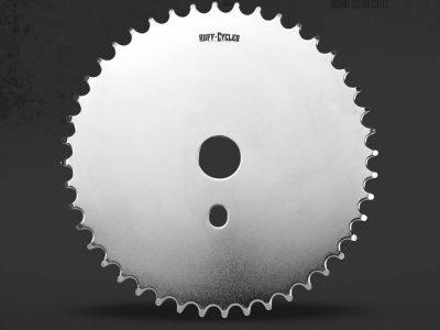 Chainwheels / tandwielen