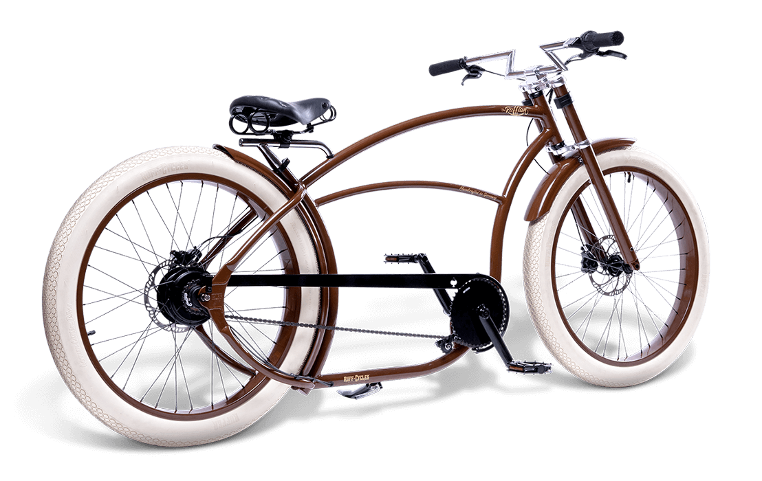 ruff cycles basman custom lowrider cruiser fiets bike